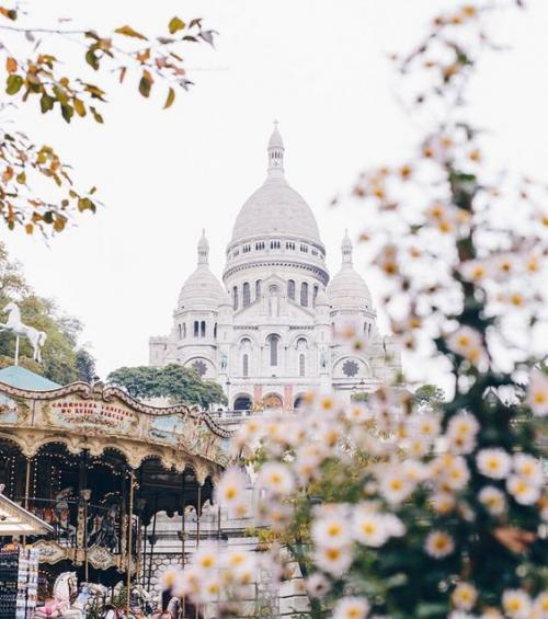 The 6 most beautiful carousels in Paris