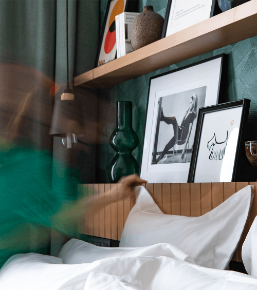 The secrets of room cleaning at the hotel