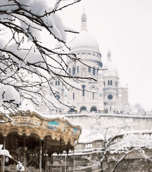 10 activities to enjoy Paris in the winter