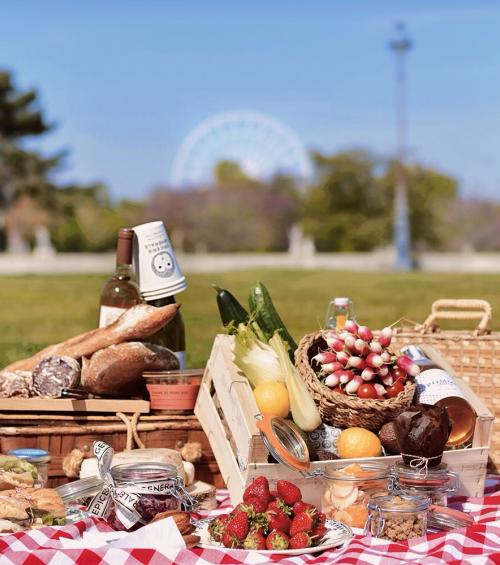 The bests parks to picnic in Paris