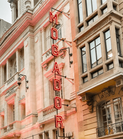 Maison Mère - Going out in Paris 9 : The best theaters